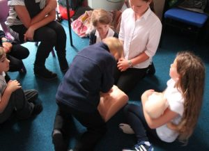 Sennen School CPR & AED Training
