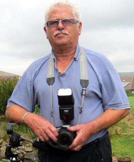 RRMC Official Photographer, Les Hosking.