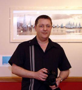 RRMC Webmaster/Communications Officer - Micky Kidd