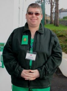 RRMC Community CPR & AED Trainer and Cardiac Care & Counselling Officer Leon Hosking