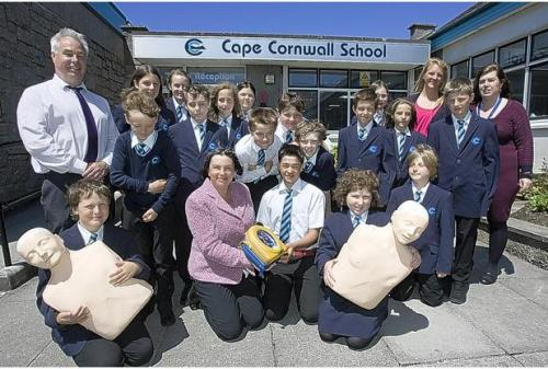 Cape Cornwall School