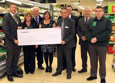 Co-op-Cheque-Presentation