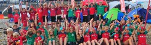 Holywell Bay Newquay Surf Life Saving Club (SLSC)