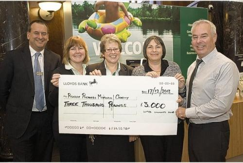 Lloyds Bank Community Fund Award