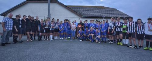 RRMC Football Tournament 2016 Teams Photo