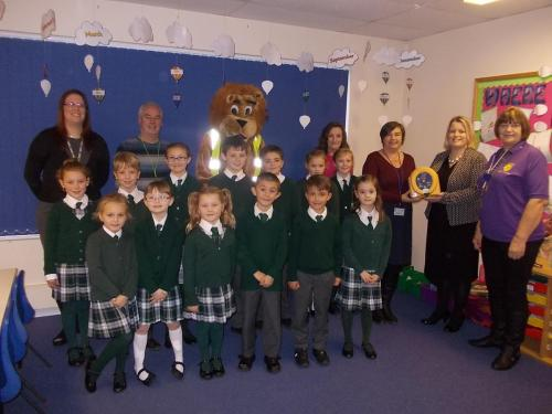St Mary's RC School Photo