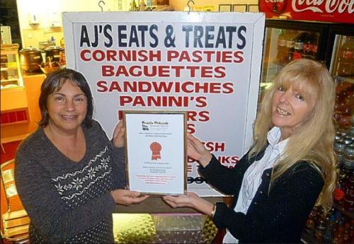 AJ's Eats & Treats